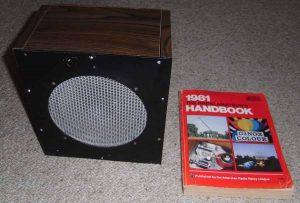 Speaker-Book