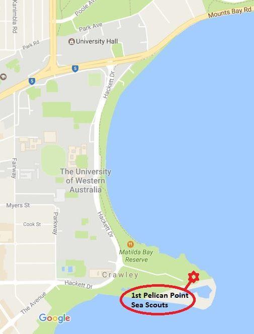 New Venue Map