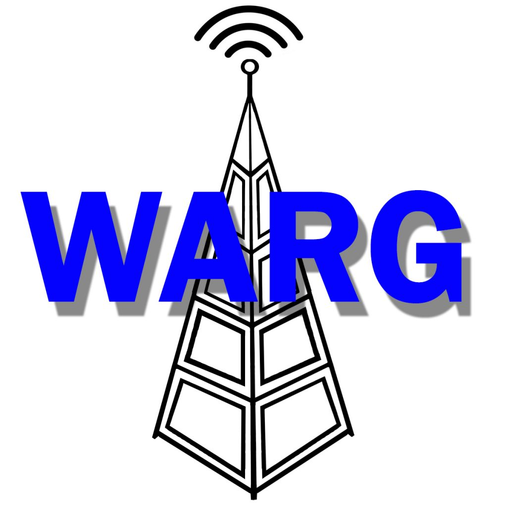 WARG December 2020 Meeting Information
